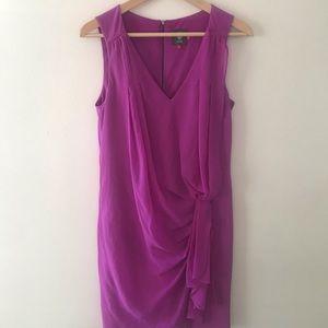 Vince Camuto Purple Cocktail Dress